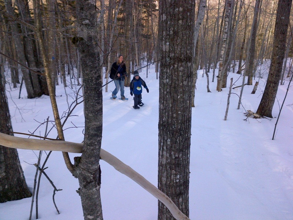 March Snowshoe 2013