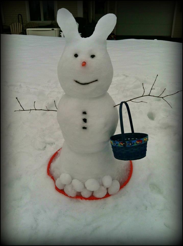 Snowman 2013