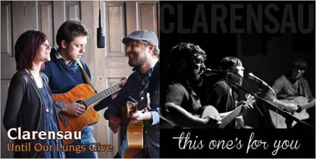 Clarensau double album photo
