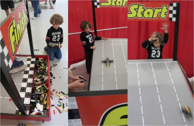 Lego Racing