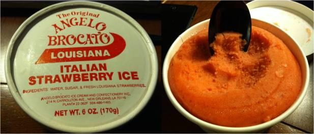 Strawberry Ice