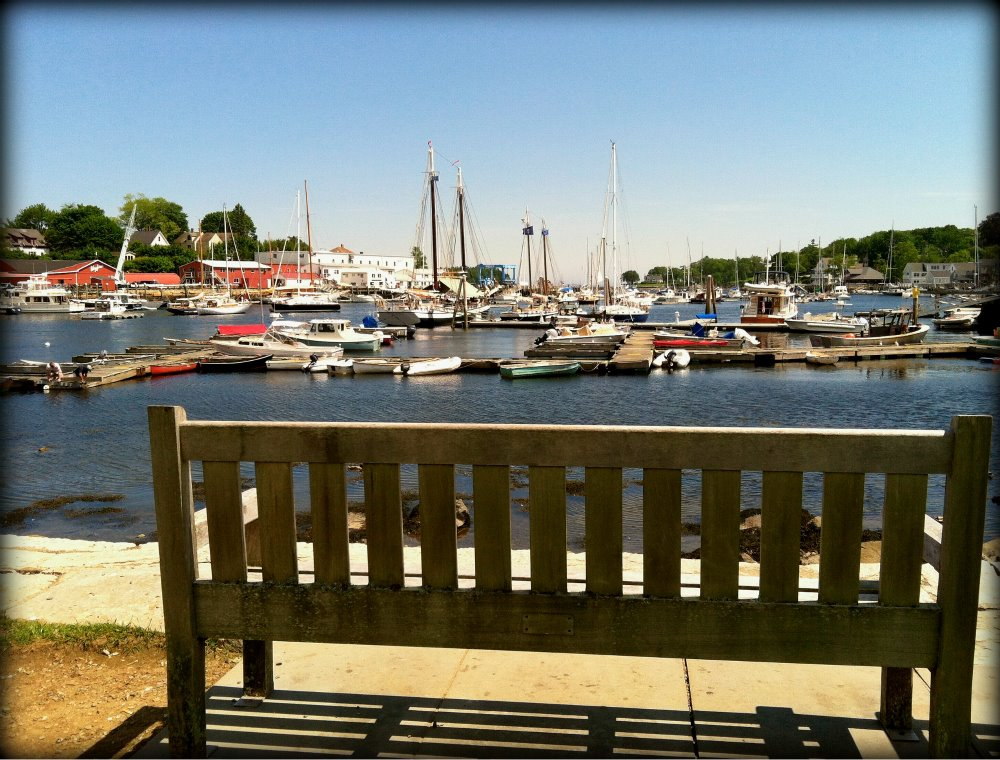 Harbor Bench June 2013
