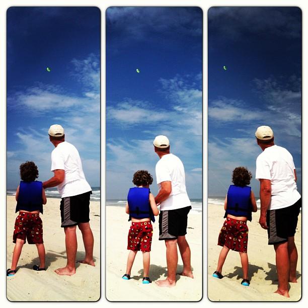 Kite LBI 07-02-2013