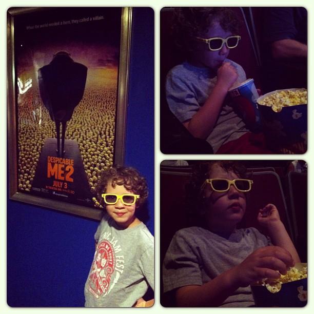 Despicable Me 2 Movies 07-14-2013