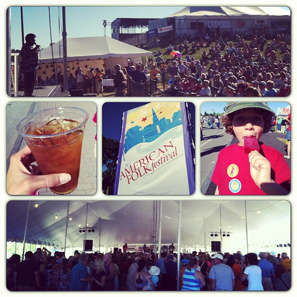 American Folk Festival 05-24-2013