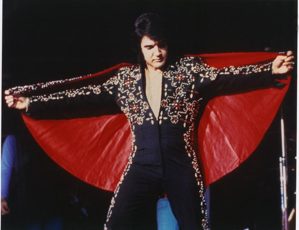 Elvis November 10th, 1091