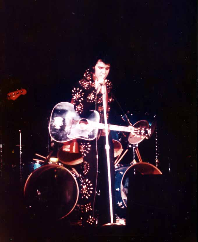 Elvis Presley Boston Garden November 10, 1971