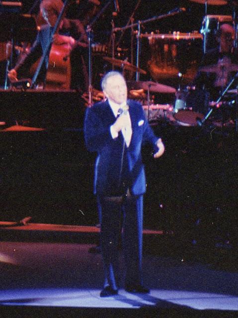 Frank Sinatra UA August 6, 1980