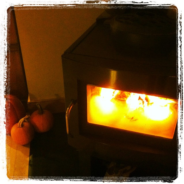 First wood stove fire of the year 10-30-2013