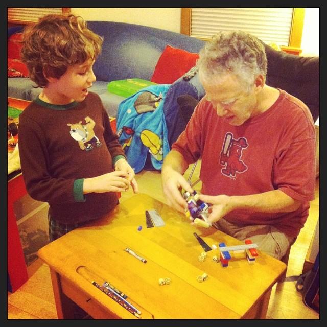 Thanksgiving legos 11-28-2013