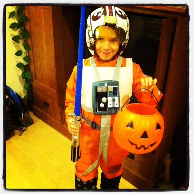 X-Wing fighter pilot 10-31-2013