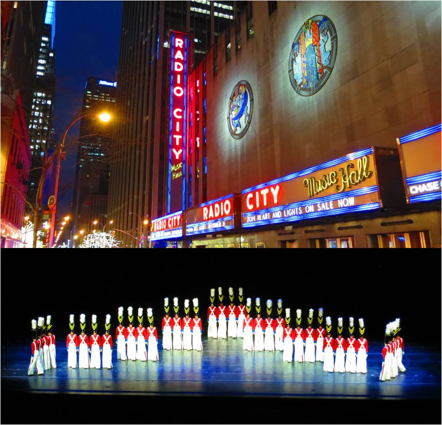 Radio City Music Hall 2013