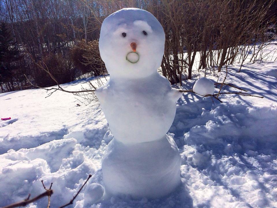Snowman fight 3 02-21-2014