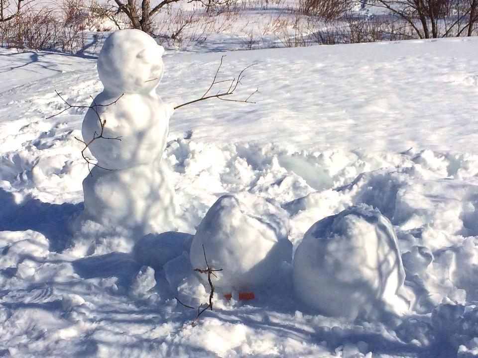 Snowmen Lose