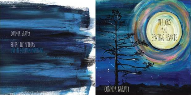 Connor Garvey Before & Meteors