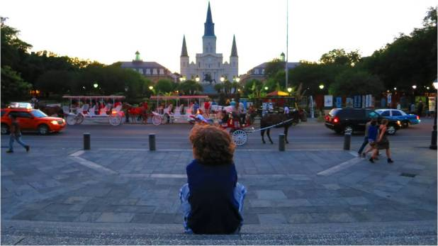 Jackson Square People Watching Twitter size