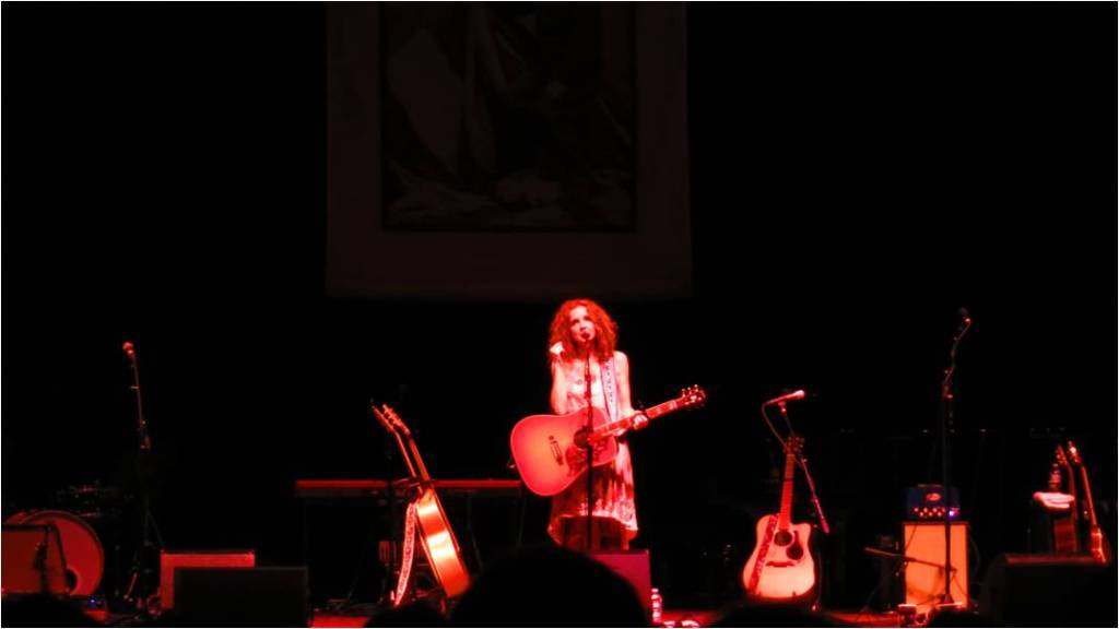 Letter size - Patty Griffin Father's Day 2014