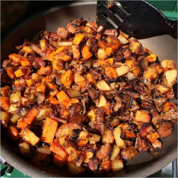 Beef Brisket Camping Hash July 2014 - Letter Size