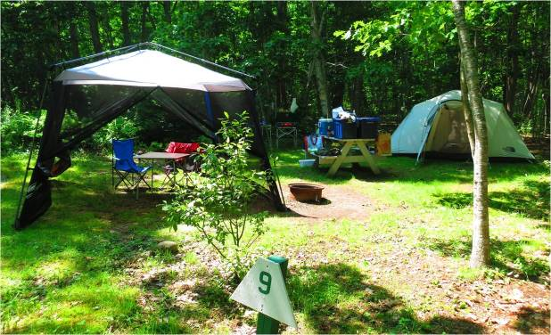 Camping Searsport Shores 2014 - Letter Size