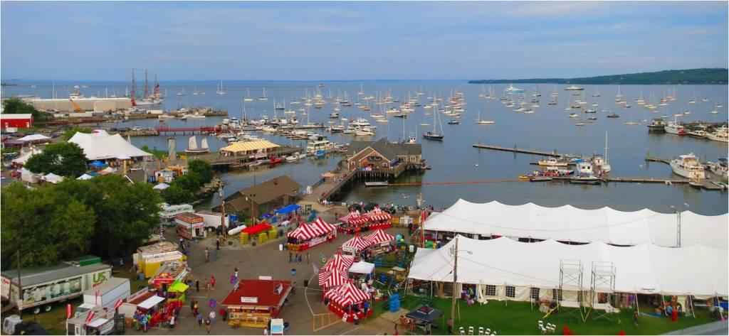 Ferris Wheel Lobster Festival 2014 - Letter Size