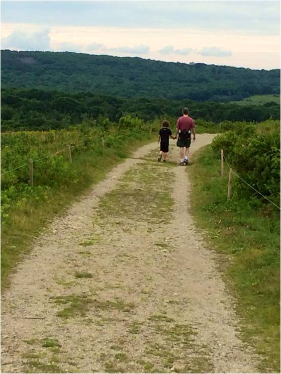 Summer Hiking 2014 - Letter Size