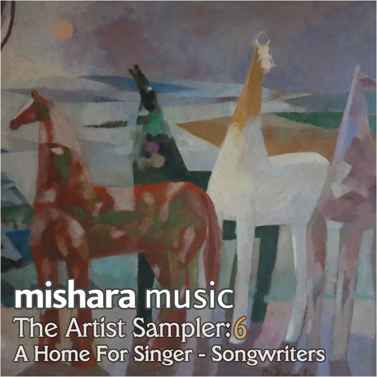 Amazon Mishara Music Sampler 6 - Letter Size