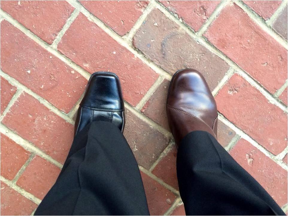 Shoes - Letter Size