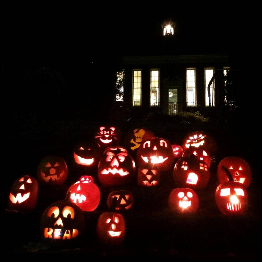 Library Pumpkins 2014 - Letter Size