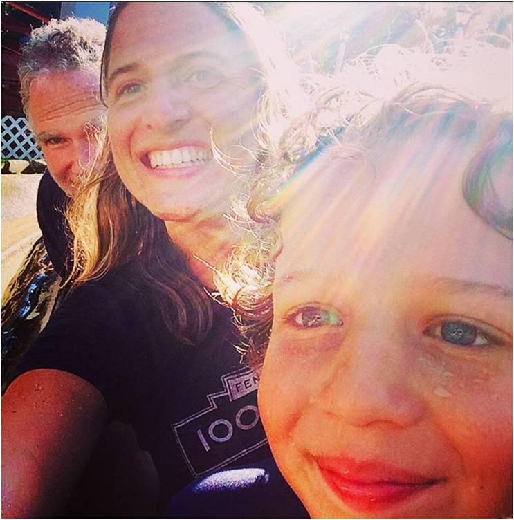 Summer family selfie 2014 - Letter Size