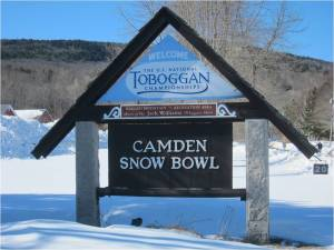 Camden Snow Bowl - older photo - Letter Size