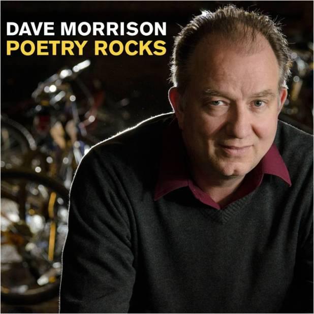 Dave Morrison Poetry Rocks - Letter Size