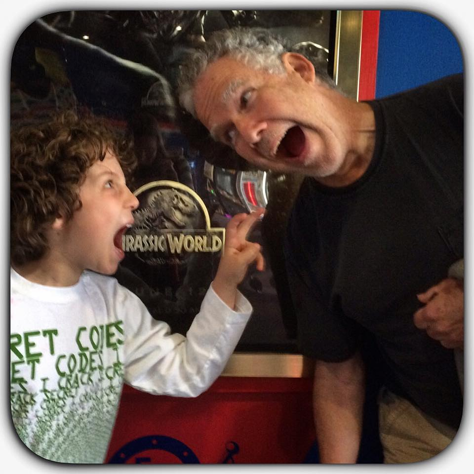 Jurassic World Father's Day 06-21-2015