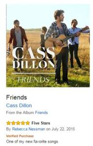 Cass Dillon Friends