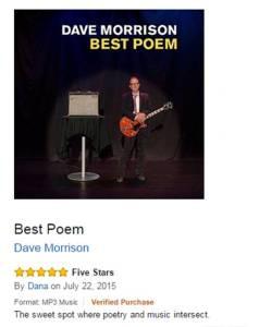 Dave Morrison Best Poem