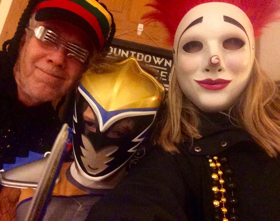 Halloween Selfie 2015